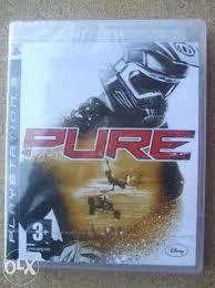 Jogos PS3 ( fallout 3, pure )