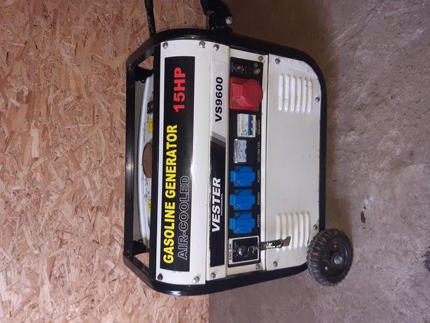 Agregat prądotworczy 3,5KW na kluczyk nowa prądnica