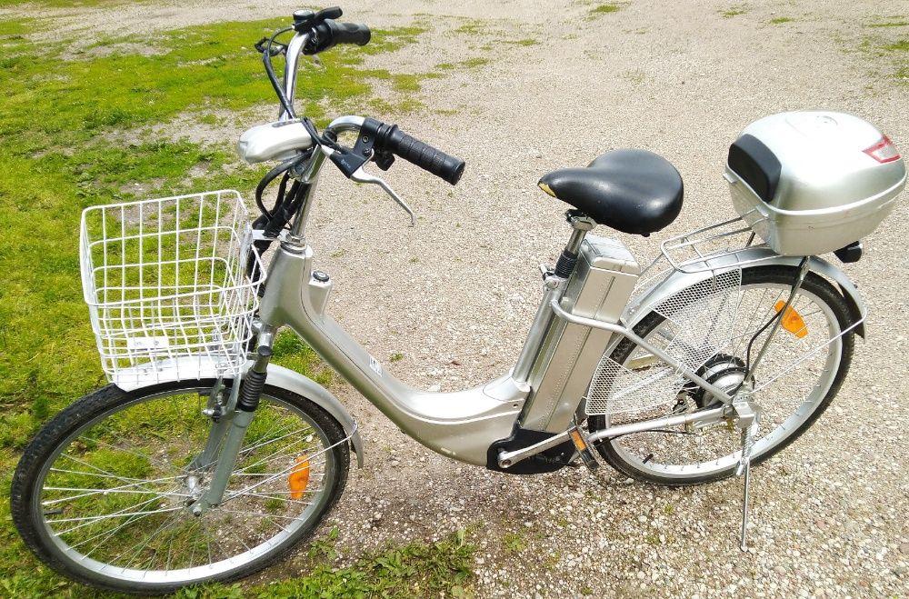Rower na akumulator NIEMIECKA produkcja