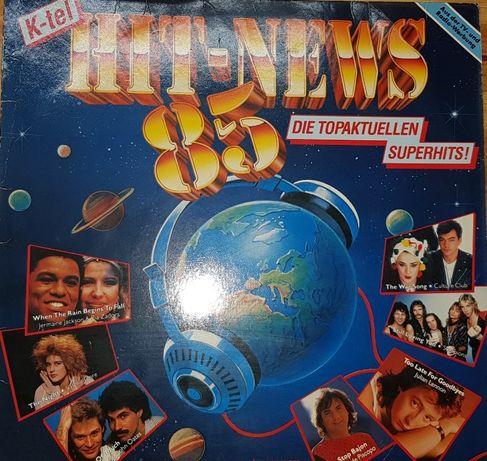Disco Vinil «HIT NEWS 85»