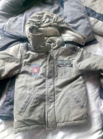 Куртка мальчику 7 лет