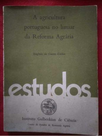 A Agricultura Portuguesa no limiar da Reforma Agrária