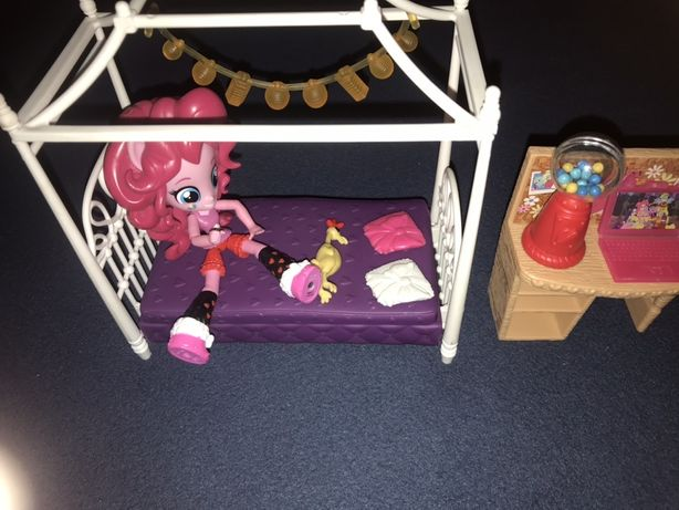 Hasbro My Little Pony Equestria Girls Minis Piżamowe Party