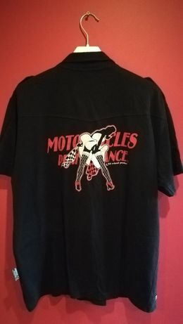 Oryginalna koszulka motocyklowa polo Motorcycle Performance / Moto H-D