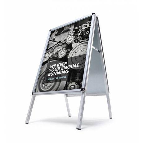 Potykacz reklamowy duży 66 X 110