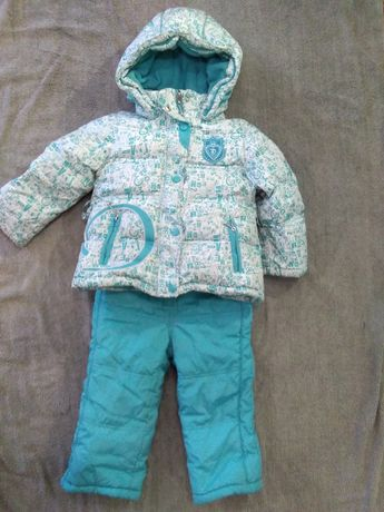 Детский зимний костюм, комбинезон Donilo