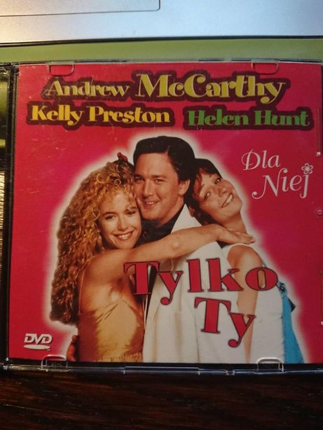 Tylko Ty - film na dvd