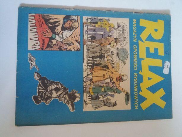 Relax #18 - mag komiksowy