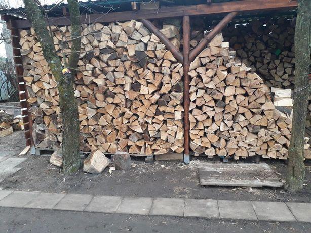Sprzedam drewno Dębowe i Bukowe