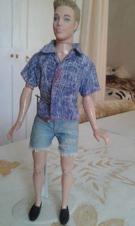 кукла Кен 31см.