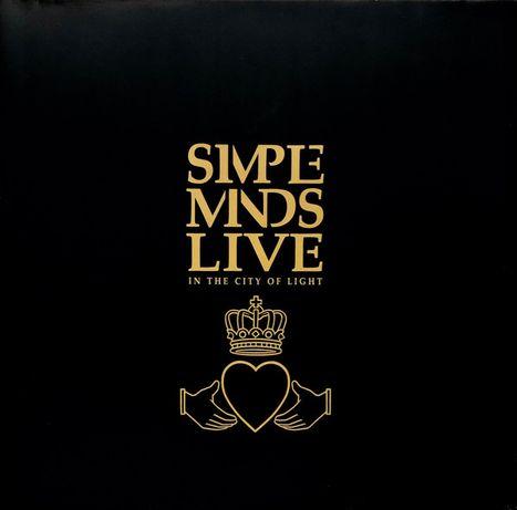 Płyta winylowa Simple Minds – Live In The City Of Light