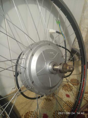 """Мотор колесо 26"""" и 20"""" электровелосипеда 500-750 ват 36-60 вольт."""