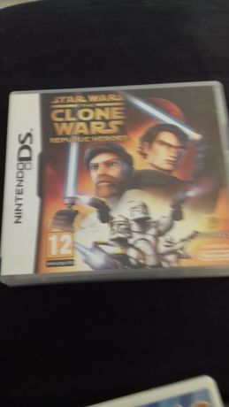 Star Wars The Clone Wars - Nintendo 3DS