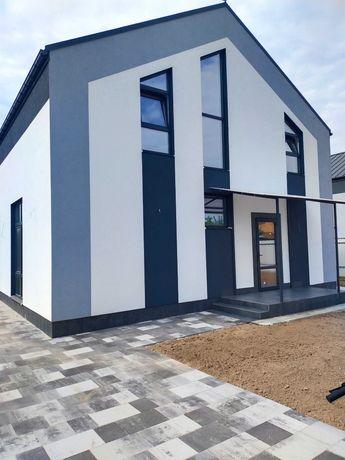 Продам новый дом в с. Гора Бориспольского р-н 186 м кв
