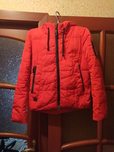 Куртка весна - осінь для дівчинки.
