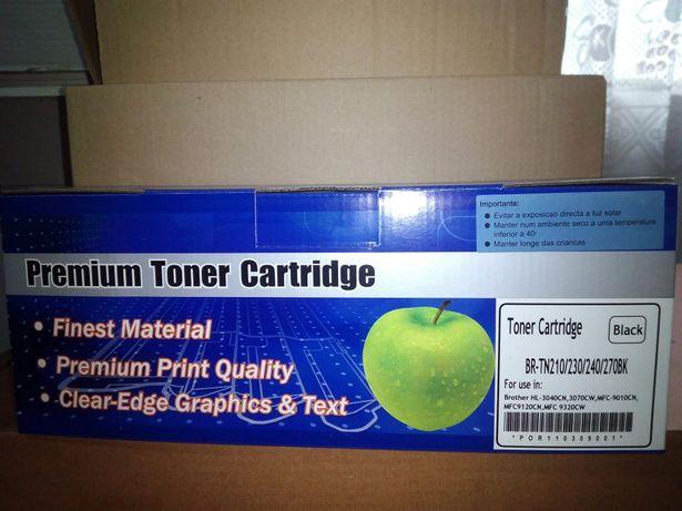 Toner Compatível Brother TN 210/230/240/270