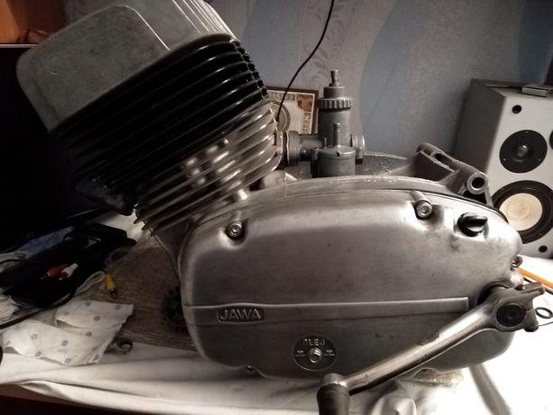 Мотор Ява 350 6V