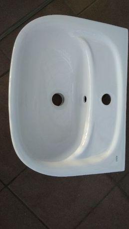Umywalka koło z podstawą gala