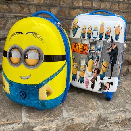 БЕСПЛАТНАЯ ДОСТАВКА чемодан детский для девочки (мальчика) Дисней