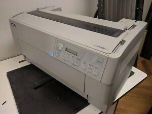 Высокоскоростной матричный принтер. Формат А3 Epson DFX 9000