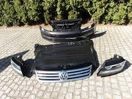 vw phaeton фара бампер капот крыло дверь акпп двигатель