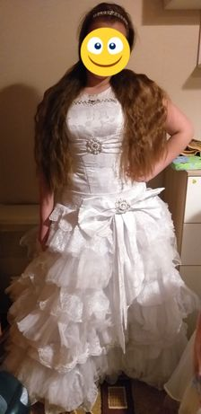 Весільне плаття !!!