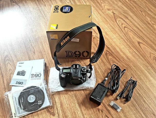 Body Nikon D90 (ideał) / Kузов Nikon D90 (идеаль)