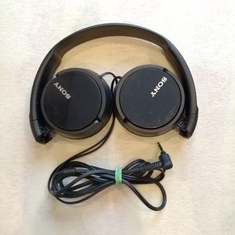 Słuchawki Sony czarne