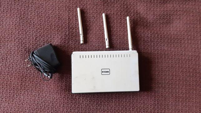 Маршрутизатор D-Link DIR-655