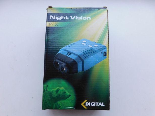 Цифровий прилад нічного бачення night vision NV 100 + подарунки