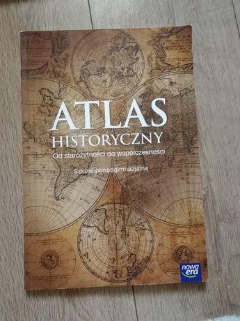 Sprzedam Atlas historyczny