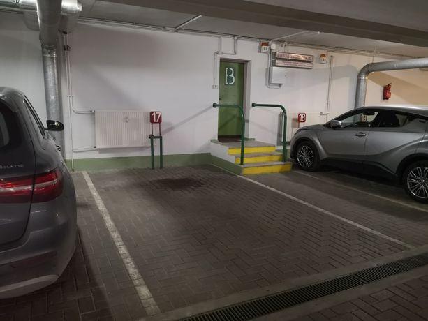 Wynajmę miejsce parkingowe w hali Drewsa 1 Różany Potok