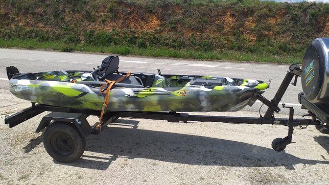 Kayak de pesca Big Fish