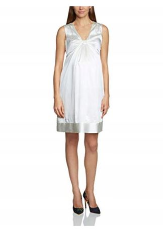 Nowa Jedwab Bellybutton NICOLA Sukienka ciążowa R.36