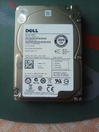 HDD Dell Seagate Savvio 10K.6 300GB