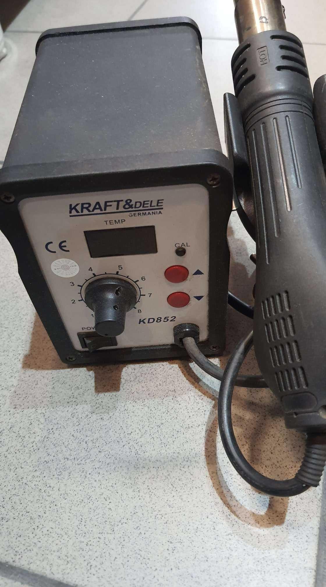 Mini Spawarka do plastiku KRAFT DELE KD852---Lombard Madej Gorlice---