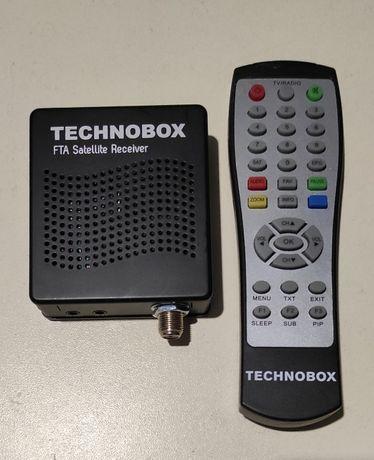 Спутниковый тюнер-донгл Technobox T910