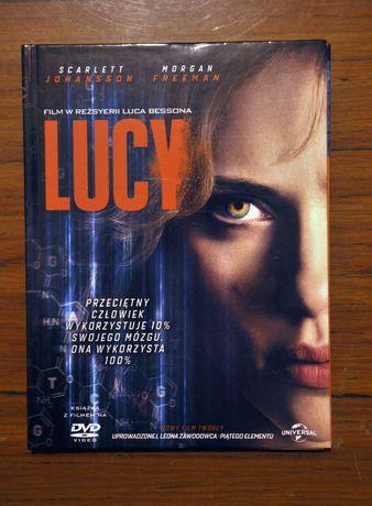 Film DVD - Lucy - Sci-Fi