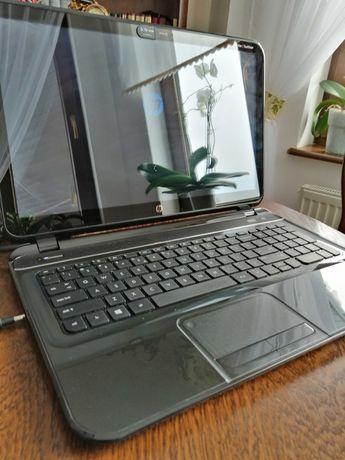 Laptop Hp. Dotykowy ekran