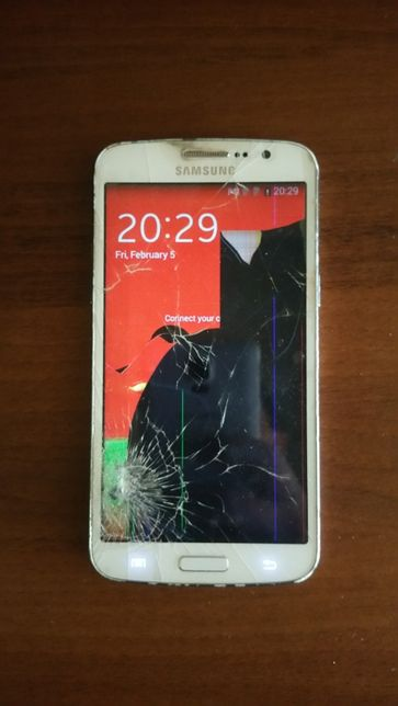 Samsung G 7106 (7105, 7102) Galaxy Grand 2 Duos WHITE