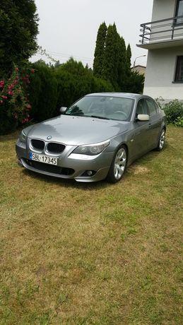 BMW e60 3.0 diesel 218 km automat