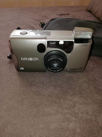 aparat fotograficzny minolta vectis 20