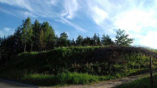 Działka budowlana rolna Jemiołowo