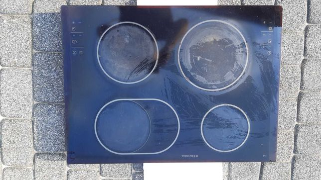 kuchenna płyta elektryczna  samsung