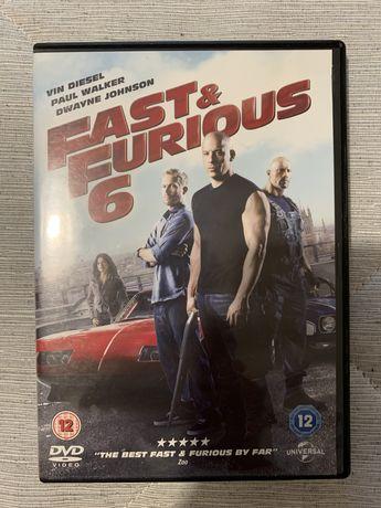Filme DVD Velocidade Furiosa 6