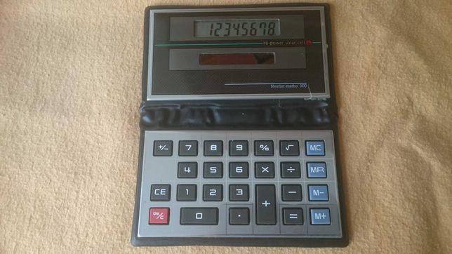 Calculadora Solar Vintage Super Rara Nestler-matho 900