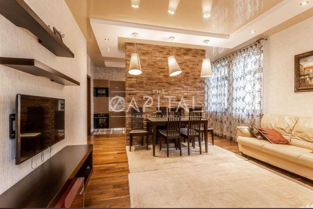 Аренда 4к квартиры, 134 м2, Олеся Гончара, Жк Да Винчи, Золотые ворота