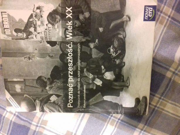 podręcznik historia poznac przeszłość wiek XX