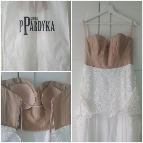Suknia ślubna Pardyka