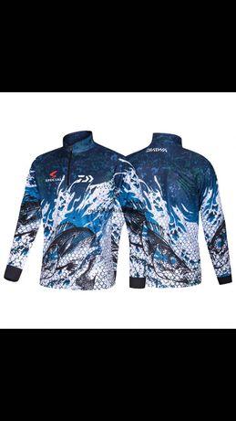 Camisa térmica pesca desporto TM L